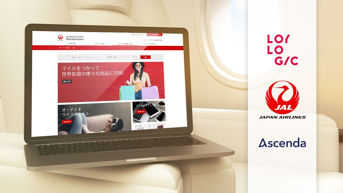 Loylogic Japan Airlines
